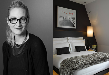 <b> My style: </b> Interior designer at Conran and Partners, Tina Norden