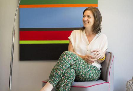 <b> My style: </b> Interior stylist Pippa Jameson
