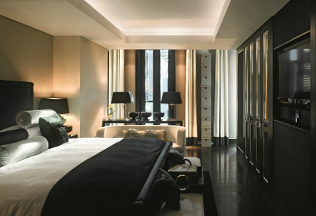 <b> Style Insider: </b> Be inspired by the elegance of hotel design legend, Anouska Hempel