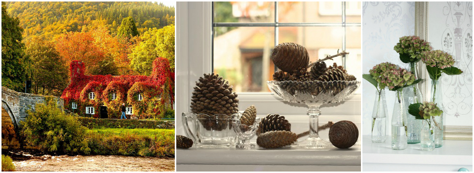 <b> Seasonal Restyle: </b> How to bring autumn into your home