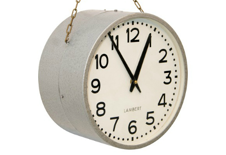 <b> Editor&#8217;s Pick: </b> Vintage wall clocks – just in time for Sunday&#8217;s time change