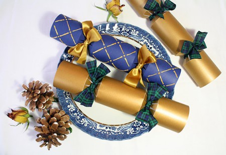 <b> Style Insider: </b> How to make your own Christmas crackers