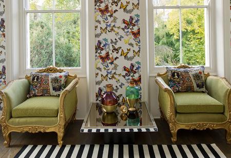 Explore this eclectic Victorian apartment