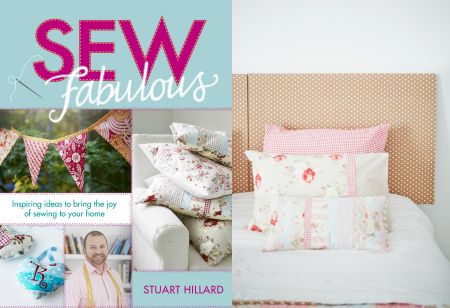 <b>Craft: </b>How to make a pretty patchwork bedroom cushion