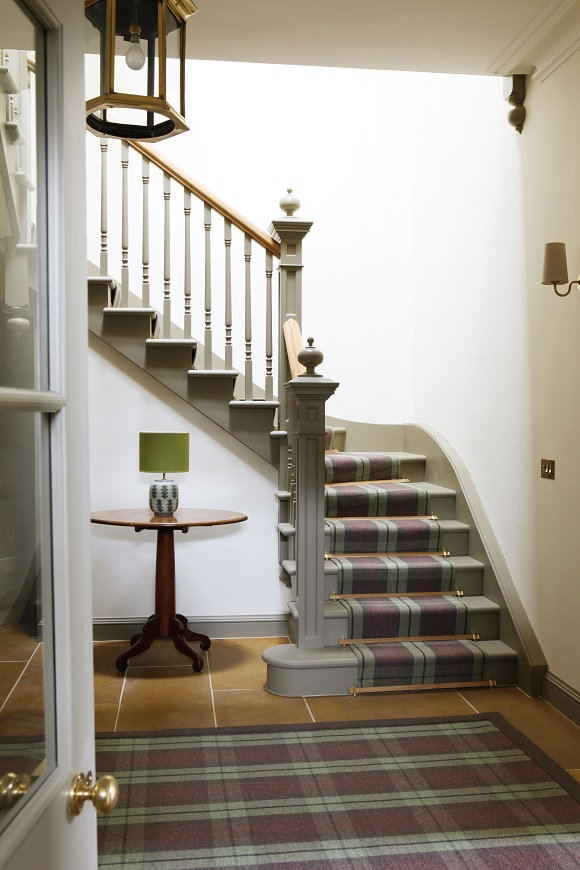 Tartan Carpet Stair Runners