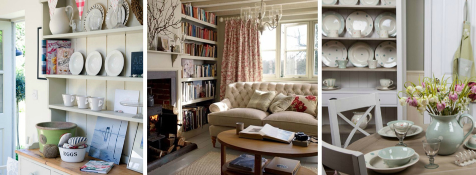 <b> Get the look: </b> All the inspiration you need to conjure up the country living look for your home