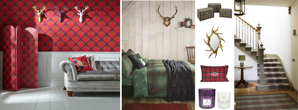 <b> Style Insider: </b> Discover how to get cosy with the Highland trend