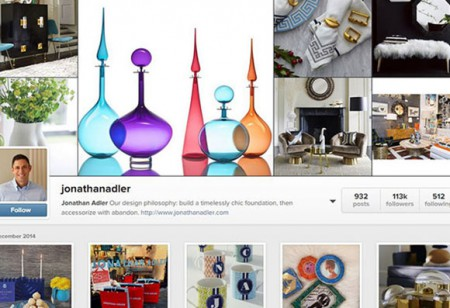 <b> What we love: </b>  Interior inspiration on Instagram