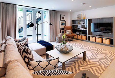 <b> House tours: </b> Step inside this modern and stylish town house