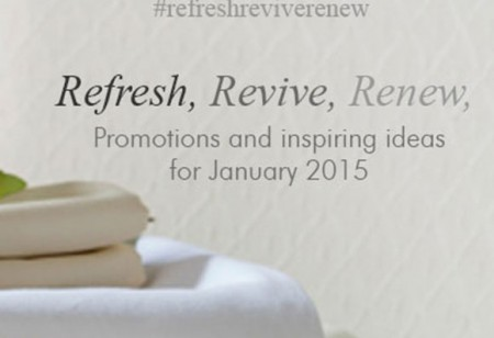 Refresh, revive, renew with ACHICA this January