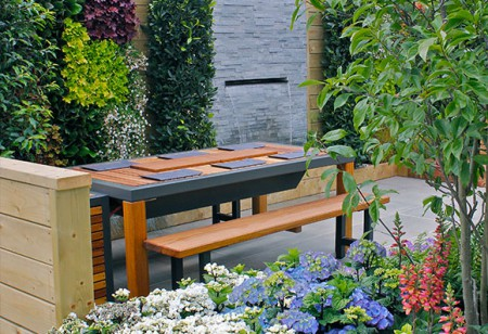 <b> In the garden: </b> Seasonal trends for your outdoor space