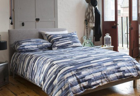 <b> Editor&#8217;s pick: </b> Why we&#8217;re feeling this blue bed linen