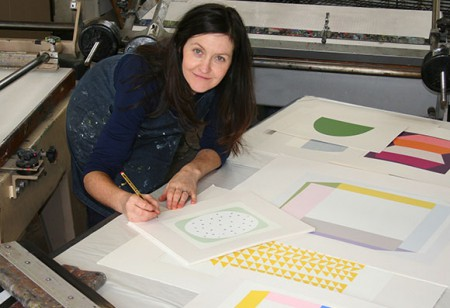 <b> Interview: </b> Five minutes with artist Emma Lawrenson