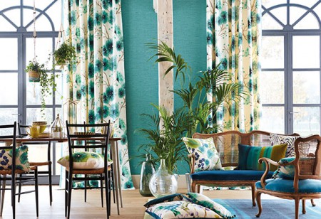 <b> New season: </b> Colour your interiors with these hot hues