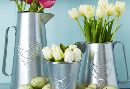 <b> How-to: </b> Dress up your home this Easter
