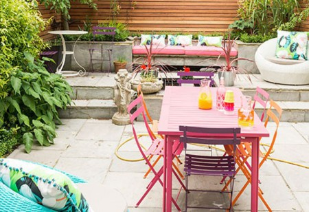 <b> Spring has sprung: </b> 5 simple ways to transform your garden space this season