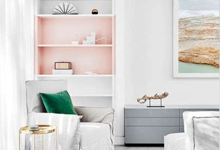 <b> Stylist's notebook: </b> 5 ways to refresh your shelves