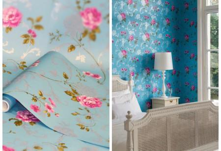 <b> Floral fancies: </b> Bring a little homespun charm into your home