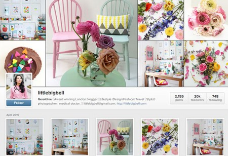 <b> Spring fling: </b> Instagram accounts to inspire your spring decor