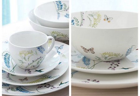 <b> Editor&#8217;s pick: </b> Enjoy summer afternoon tea in pretty serveware