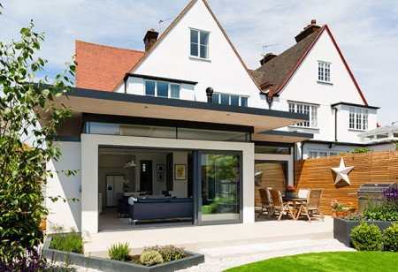 <b> Architect Advice: </b> 5 ways to seamlessly integrate your home with the garden