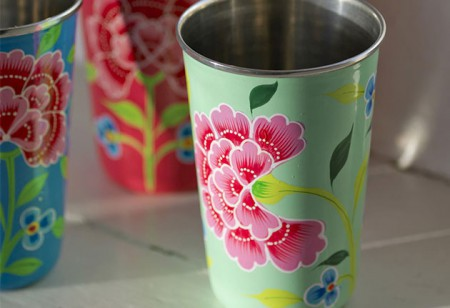 <b> Editor&#8217;s pick: </b> Why we fancy this floral Franjipani cup