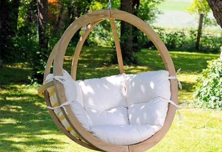 <b> Editor&#8217;s pick: </b> The garden swing chair you need in your life