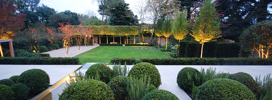 <b> Garden Glow: </b> Creative ways to light up your garden