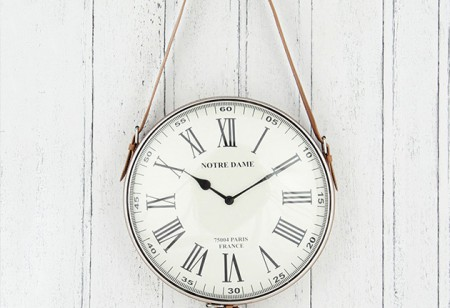 <b> Editor&#8217;s pick: </b> The striking wall clock