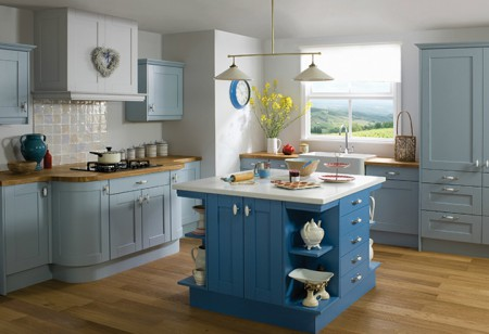 <b> Country or contemporary: </b> What's your kitchen style?