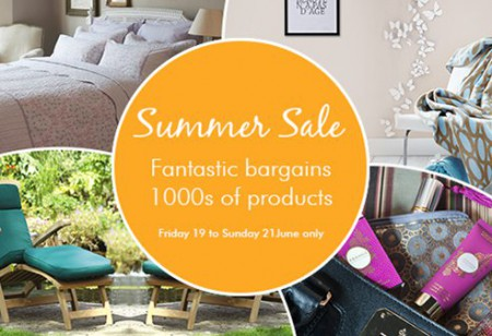 <b> At ACHICA today: </b> The Summer Sale is on