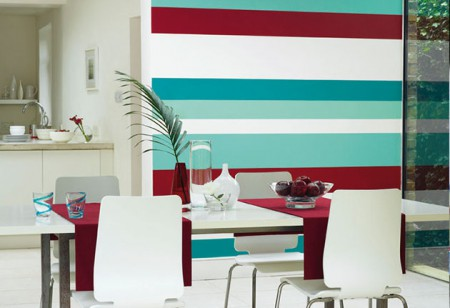 <b> Design Ideas: </b> 5 ways with summery stripes