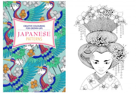 <b> Why We Love: </b> Colouring books for grown-ups