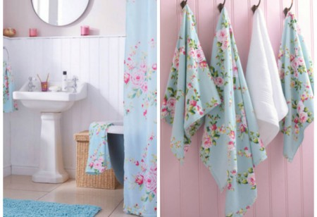 <b> Editor&#8217;s Pick: </b> Catherine Lansfield&#8217;s charming towels