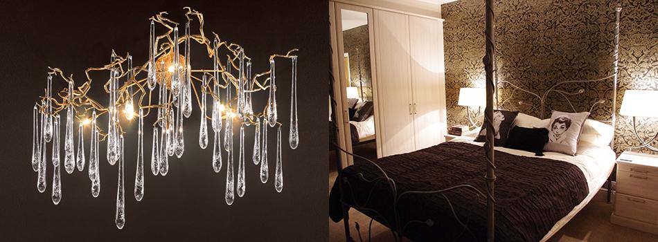 <b> Interior Design: </b> Deborah Heath shares her favourite ways of using metallics in a home