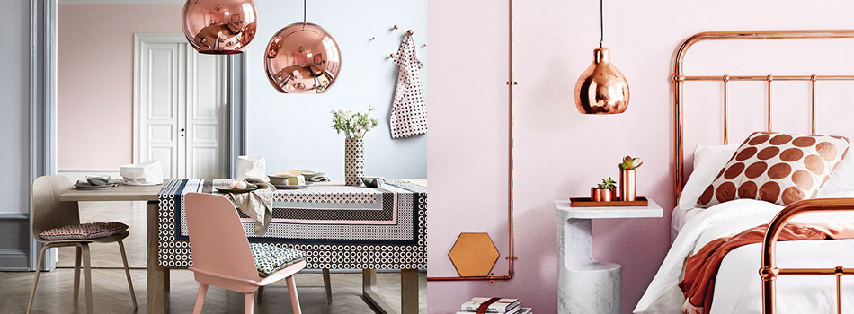 <b> Style Files: </b> Metallic schemes I adore by young designer Nick Snow