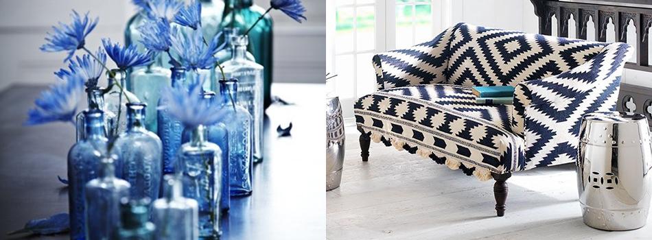 <b> Design Ideas: </b> Add Mediterranean colour to your interior