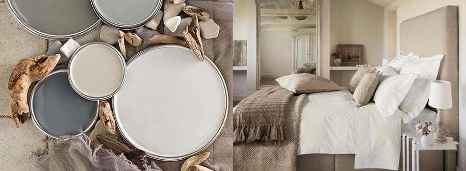 <b> Home Tips: </b> How to decorate with neutrals