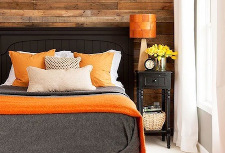 <b> Hot Style: </b> Easy ways to add warmth to your living space