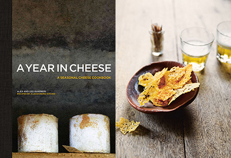 <b> Book launch: </b> A Year in Cheese