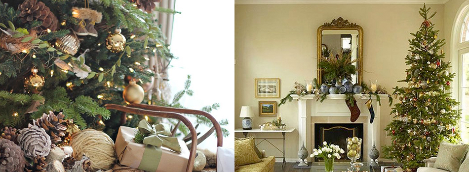 <b> Real or Faux Fir? </b> Discover a Christmas tree to suit your style