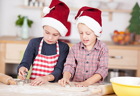 <b> Gift ideas for kids: </b> Baking kits for Christmas and beyond