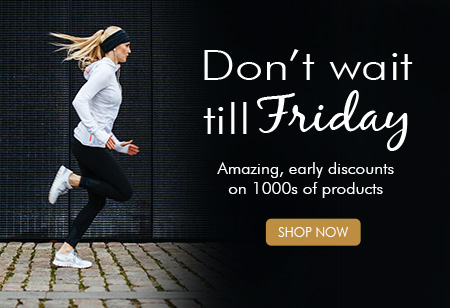 <b> Black Friday: </b>Why wait?