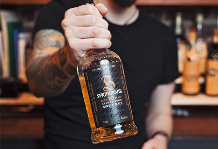 <b>Meet the experts:</b> Top five whiskies for Burns Night at Milroy's of Soho