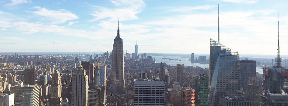 Sky-high living: Show-stopping New York apartments