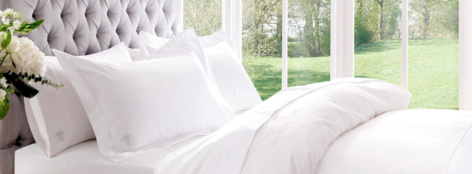 Dreamy Instagram all-white bedrooms