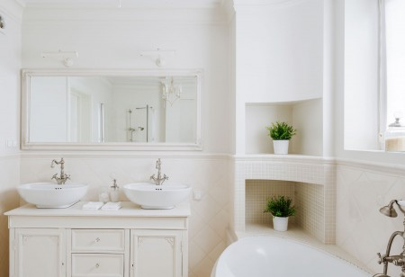 5 tricks to give your bathroom a fresh new look